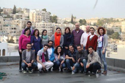 لقاء لمؤسسات ناشطة بالاعلام الاجتماعي بالاردن