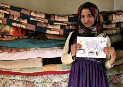 مركز حملة ينظم جولة توثيق وتصوير لسياسات التهجير الاسرائيلية في منطقة الأغوار الفلسطينية