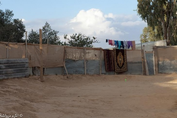 """""""Al Mkhzan"""" Begins Its First Photography Project in the Naqab"""