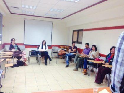 Report: 7amleh Social Media Training Workshop