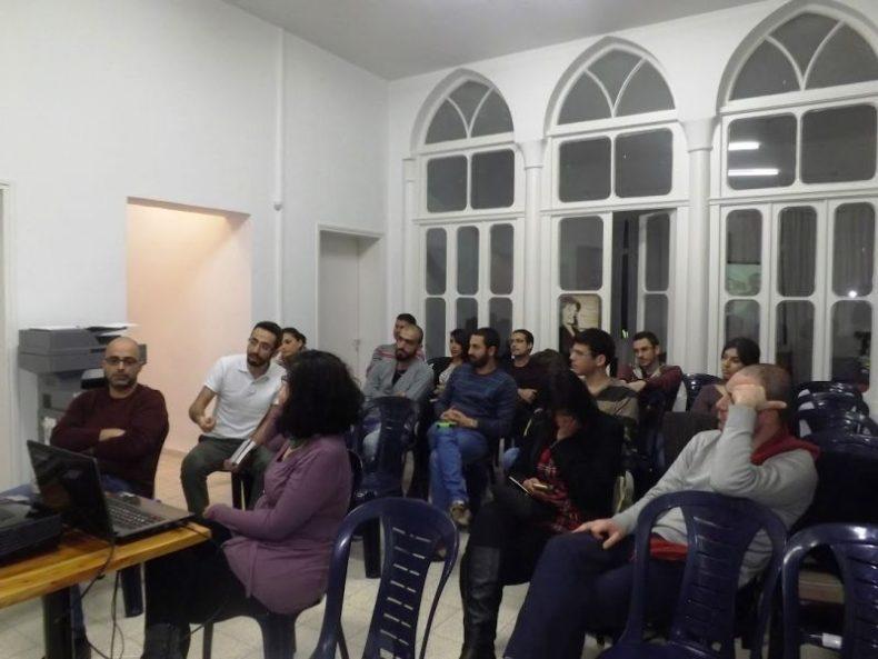 مركز حملة ينظم ورشة حول تنشيط الصوت الفلسطيني في الويكيبيديا