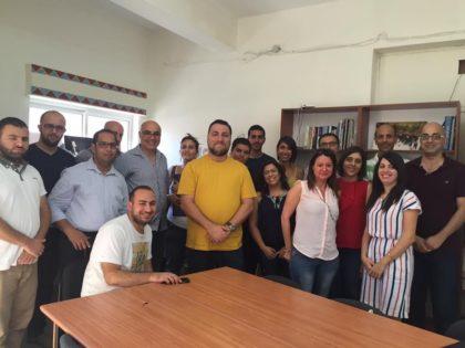 7amleh Social Media Marketing Trainings