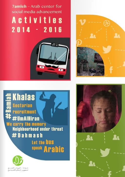 7amleh's Activity Report