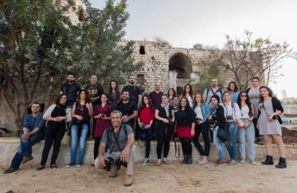 Neighbourhood under threat: Photography tour of Wadi Saleeb