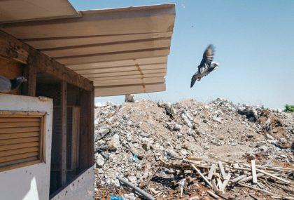مركز حملة ينظّم جولة تضامنية لقرية دهمش