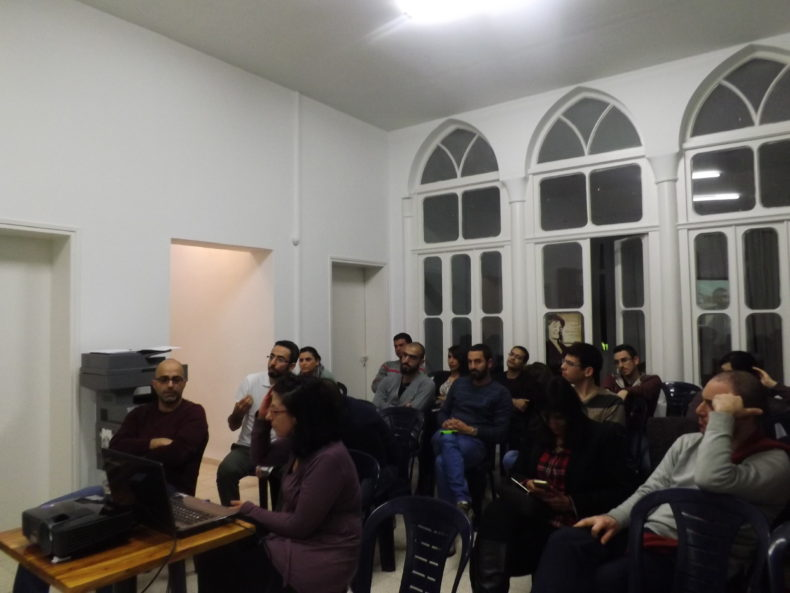 Report: 7amleh Organises Workshop on 'Amplifying the Palestinian Voice on Wikipedia'