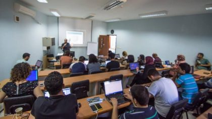 Wikipedia Workshop at Birzeit University