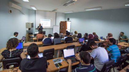 Wikipedia Workshop at Birzeit University