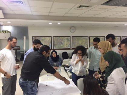 7amleh trains trainers in digital security