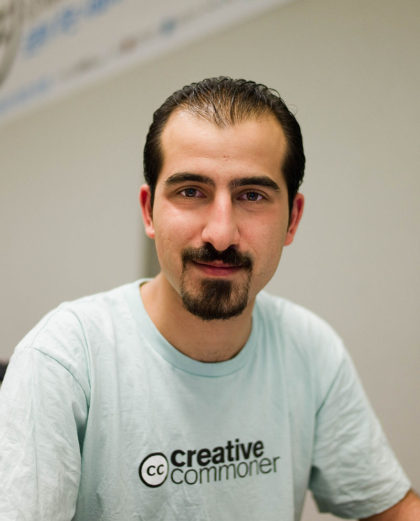 With much sadness and sorrow we condemn the execution of the Syrian-Palestinian activist Bassel Khartabil Safadi