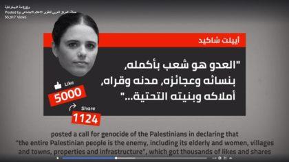 Incitement in Israeli Oasis