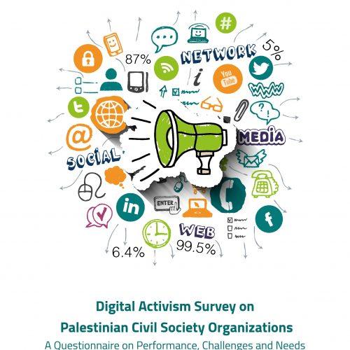 7amleh Center conducts survey of Digital Activism of Palestinian civil society organisations