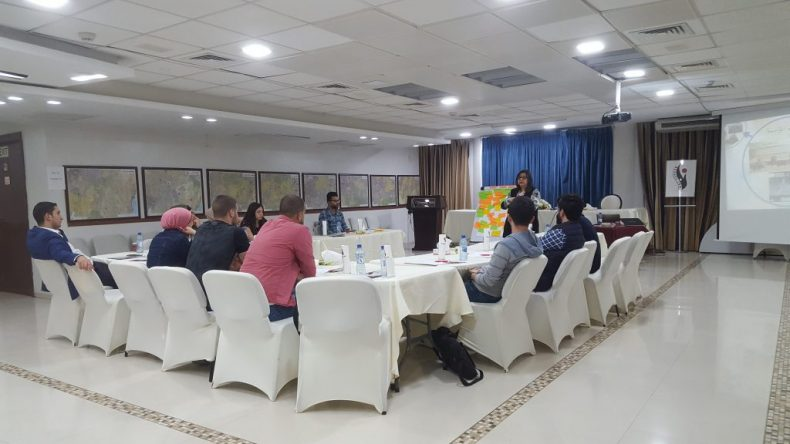 7amleh conducts Training of Trainers on Digital Security Project with Gender-Perspective Last Weekend
