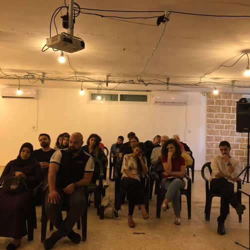'Social platforms as a means for social change' – Study-day in Taybe