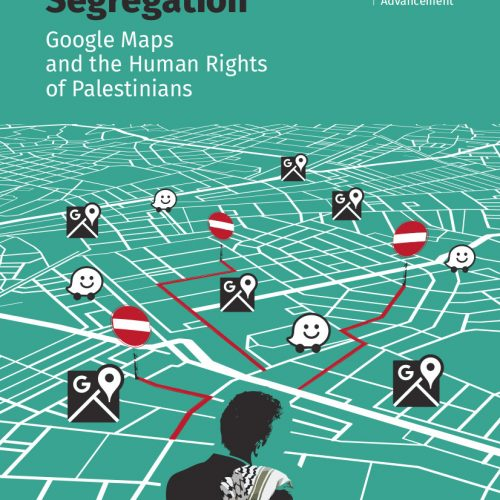 Google Maps' Endangering Palestinian Human Rights