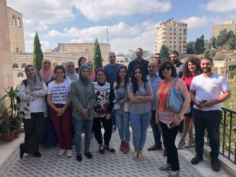 7amleh Center launches new training course on campaigning and digital marketing for civil society organizations in the West Bank