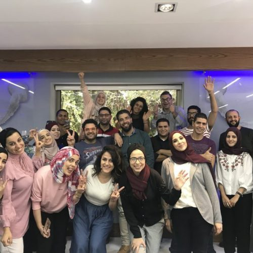 7amleh Center concludes training in digital storytelling