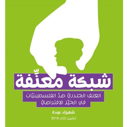 ثلث الشابات الفلسطينيات يتعرضن للعنف والتحرش على شبكة التواصل والانترنت!