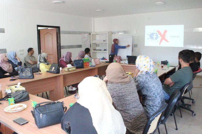 7amleh's Trains 1500 Youth in Digital Security Workshops in 2018