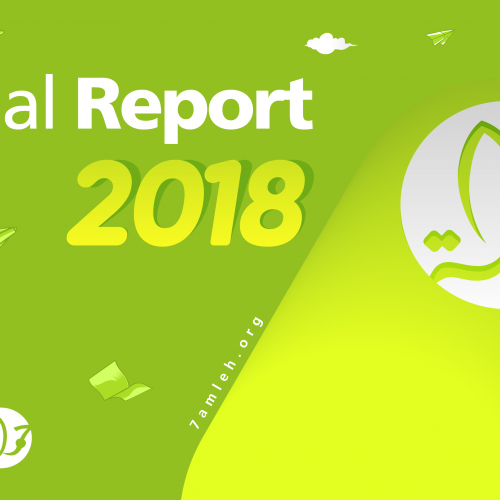 7amleh Annual Report 2018
