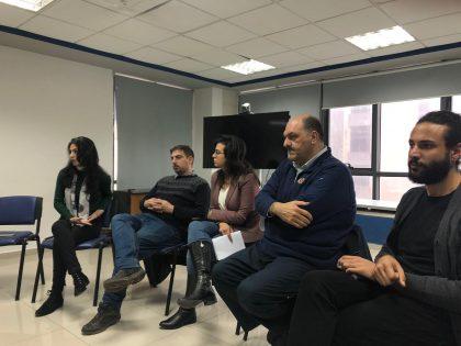 مركز حملة ينظم طاولة مستديرة حول سياسات باي بال في فلسطين