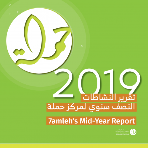 7amleh's Mid-Year Report 2019
